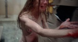 Sissy Spacek nude Nancy Allen, Amy Irving, Cindy Daly nude too - Carrie (1976) HD 1080p (8)
