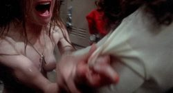 Sissy Spacek nude Nancy Allen, Amy Irving, Cindy Daly nude too - Carrie (1976) HD 1080p (7)