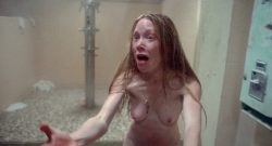 Sissy Spacek nude Nancy Allen, Amy Irving, Cindy Daly nude too - Carrie (1976) HD 1080p (6)