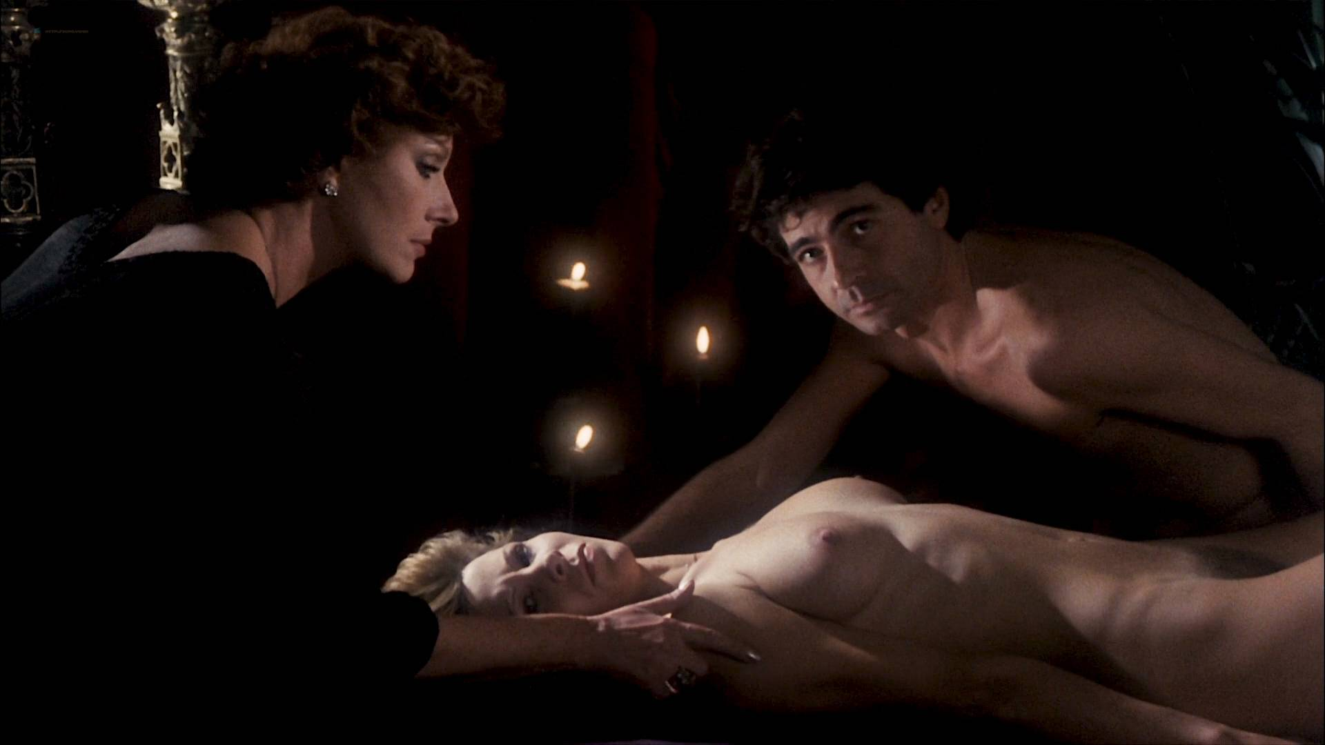 Black candles nude scenes that