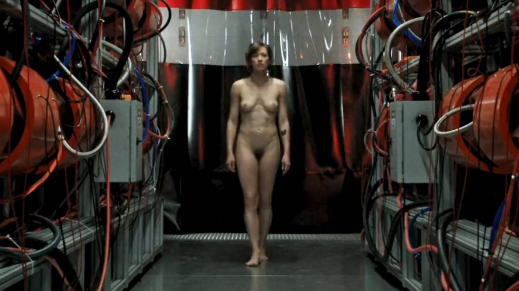 carrie coon nude
