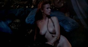 Helen Mirren nude bush Teresa Ann Savoy nude other's explicit sex - Caligula (1979) HD 1080p BluRay. (10)
