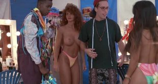 Monique Gabrielle nude busty Michelle Grassnick huge boobs - Miracle Beach (1992) HD1080p BluRay (4)