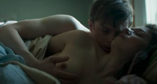 Tatiana Maslany nude topless and sex - Two Lovers and a Bear (2016) HD 720p Web (12)