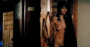 Tiina Björkman nude full frontal and wet - Kuutamosonaatti (FI-1988) (4)