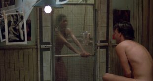 Irene Cara nude bush and boobs in the shower - Certain Fury (1985) HD 1080p BluRay (8)