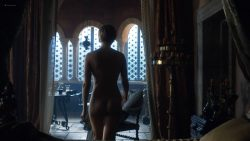 Lena Headey nude topless and butt - GoT (2017) s7e3 HD 1080p Web (3)