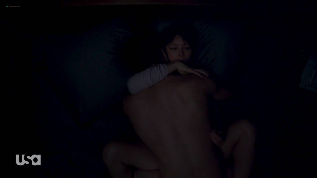 Jessica Biel nude butt if her's Teri Wyble hot bikini- The Sinner (2017) s1e1 HD 1080p (9)