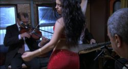Hafsia Herzi hot and sexy as belly dancer - La graine et le mulet (FR-2007) HD 1080p (5)