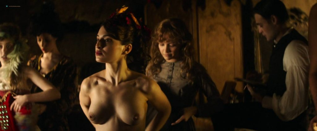 María Valverde nude topless and butt - The Limehouse Golem (2016) HD 1080p Web (10)