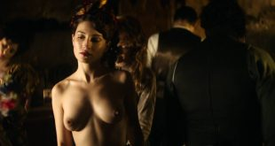 María Valverde nude topless and butt - The Limehouse Golem (2016) HD 1080p Web (9)