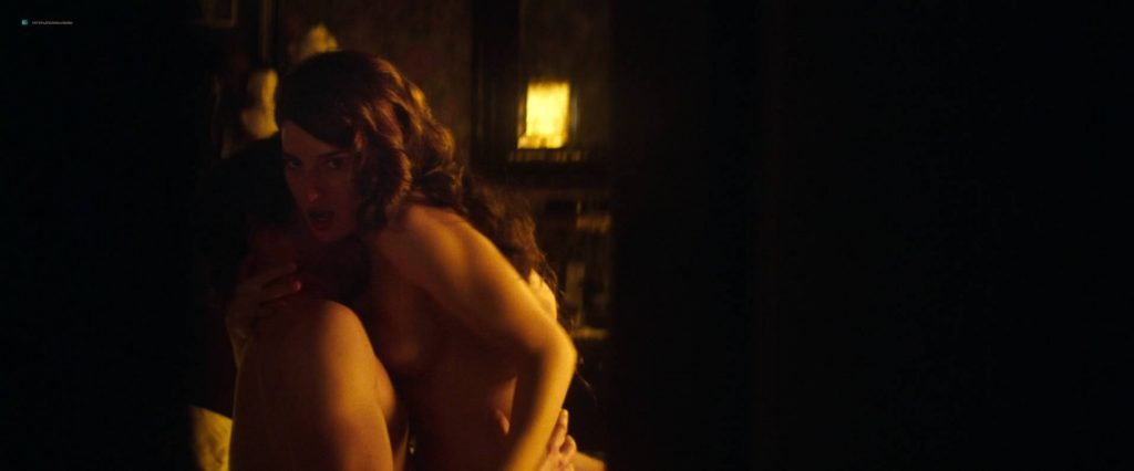 María Valverde nude topless and butt - The Limehouse Golem (2016) HD 1080p Web (7)