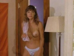 Michelle Bauer nude butt Savannah and Suzanne Ager nude too - Camp Fear (1991) (20)