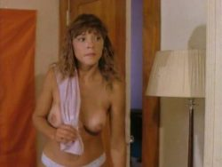 Michelle Bauer nude butt Savannah and Suzanne Ager nude too - Camp Fear (1991) (19)
