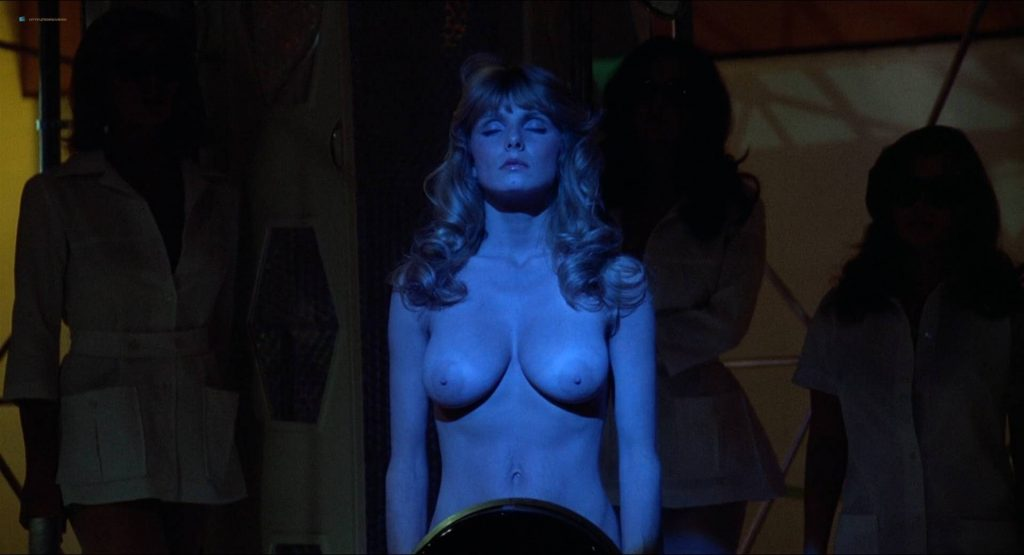 Victoria Vetri nude Anitra Ford nude butt and sex other's nude too - Invasion of the Bee Girls (1973) HD 1080p BluRay (2)