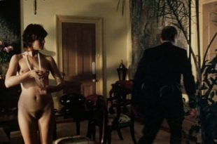 Alyson Best nude full frontal Sarah Walker, Hilary Kelly, Victoria Eagger all nude too - Man Of Flowers (AU-1983) (11)