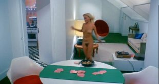 Anna Gaël nude topless Yutte Stensgaard and other's nude too - The Love Factor (1969) HD 720p BluRay (4)