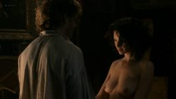 Caitriona Balfe nude topless and sex - Outlander (2017) s3e6 HD 720-1080p (15)