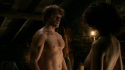 Caitriona Balfe nude topless and sex - Outlander (2017) s3e6 HD 720-1080p (14)