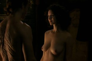 Caitriona Balfe nude topless and sex - Outlander (2017) s3e6 HD 720-1080p (13)