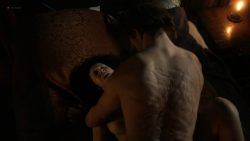 Caitriona Balfe nude topless and sex - Outlander (2017) s3e6 HD 720-1080p (10)