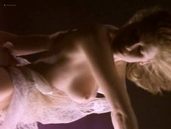 Elizabeth Kaitan nude in the shower Jacqueline Lovell and many other's nude bush, sex, threesome - Virtual Encounters (1996) (4)