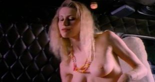 Elizabeth Kaitan nude topless Toni Alessandrini and Julia Parton topless too - Vice Academy Part 3 (1995) (16)