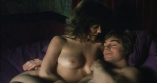 Fiona Lewis nude bush and sex Anna Gaël nude boobs - Blueblood (UK-1973) (5)