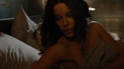 Kate Beckinsale hot and sexy Kiersey Clemons busty in lingerie - The Only Living Boy in New York (2017) HD 1080p Web. (3)