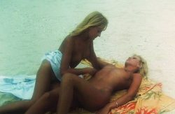 Olivia Pascal nude bush Bea Fiedler nude full frontal other's nude - Die Insel der tausend Freuden (DE-1978) (3)