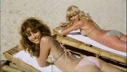 Olivia Pascal nude topless Ursula Buchfellner and Christine Zierl nude too - Cola Candy Chocolate (DE-1979) (19)