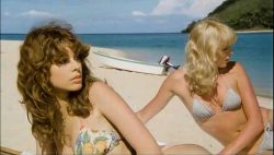Olivia Pascal nude topless Ursula Buchfellner and Christine Zierl nude too - Cola Candy Chocolate (DE-1979) (18)