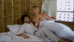 Olivia Pascal nude topless Ursula Buchfellner and Christine Zierl nude too - Cola Candy Chocolate (DE-1979) (14)