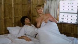 Olivia Pascal nude topless Ursula Buchfellner and Christine Zierl nude too - Cola Candy Chocolate (DE-1979) (13)