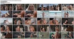Victoria Vetri nude butt and topless - When Dinosaurs Ruled the Earth (1970) HD 1080p BluRay (1)