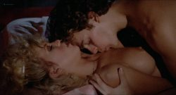 Amber Lynn nude full frontal and sex Crystal Breeze bush doggy style others nude and hot - Evils of the Night (1985) HD 1080p BluRay (4)