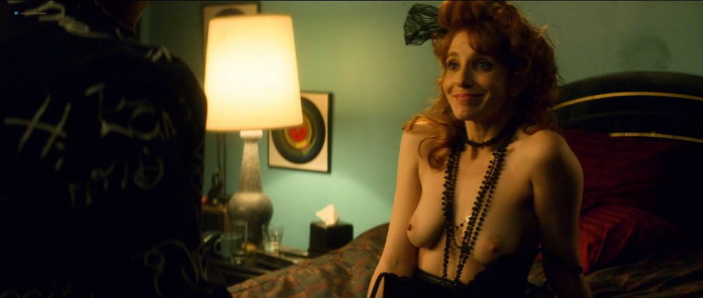 Gwen Hollander nude topless and sex - Future Man (2017) s1e10 HD 1080p WEB (13)