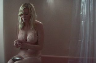 Kirsten Dunst hot sexy and busty - Woodshock (2017) HD 720p BluRay (2)