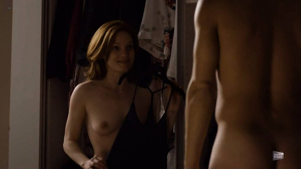 Laurence Leboeuf nude sex Eve Duranceau and Catherine Brunet nude sex too - Marche à L'Ombre (CA-2015) S1 HDTV 720p (2)
