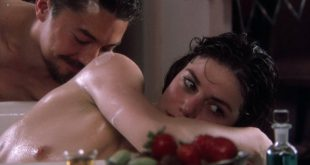 Linda Fiorentino nude topless and wet - The Moderns (1988) HD 1080p BluRay (7)
