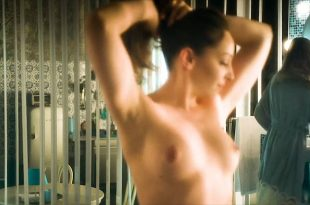 Rebecca Forsythe nude topless and Lucie Aron nude too - Replace (2017) HD 1080p WEB (19)