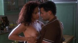 Zehra Leverman nude sex Rae Dawn Chong nude sex too - Protector (1998) HD 720p WEB (13)