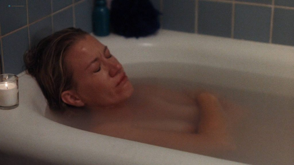 Diane Gaidry nude and lesbian sex with Erin Kelly - Loving Annabelle (2006) HD 1080p WEB (8)