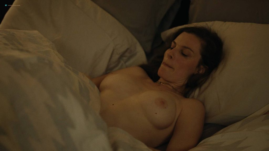 Elizabeth Reaser nude sex Lindsay Burdge and Karley Sciortino nude sex too - Easy (2017) s2e-1-3 HD 1080p (10)