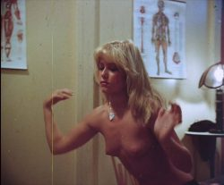 Linnea Quigley nude topless Jacqueline Giroux nude topless and bush lot of sex others nude - Summer Camp (1979) HD 1080p (3)