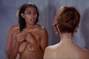 Pam Grier nude topless Judith Brown, Brooke Mills and other all nude - The Big Doll House (1971) HD 1080p BluRay (13)