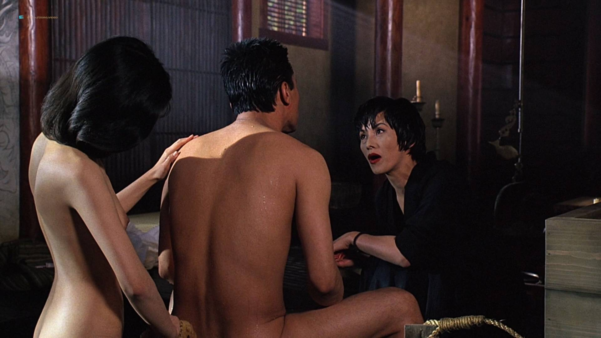 from Crew joan chen nude photo