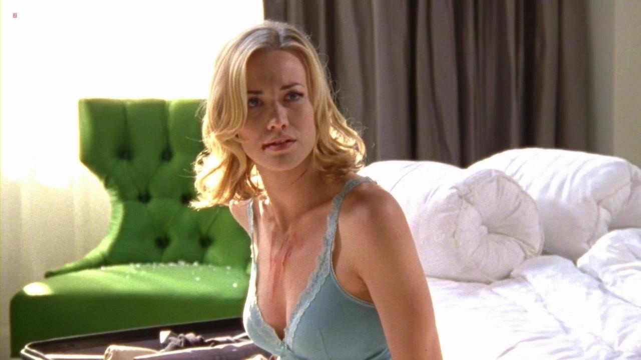 Yvonne Strahovski hot in lingerie – Chuck s5e12 hd720p
