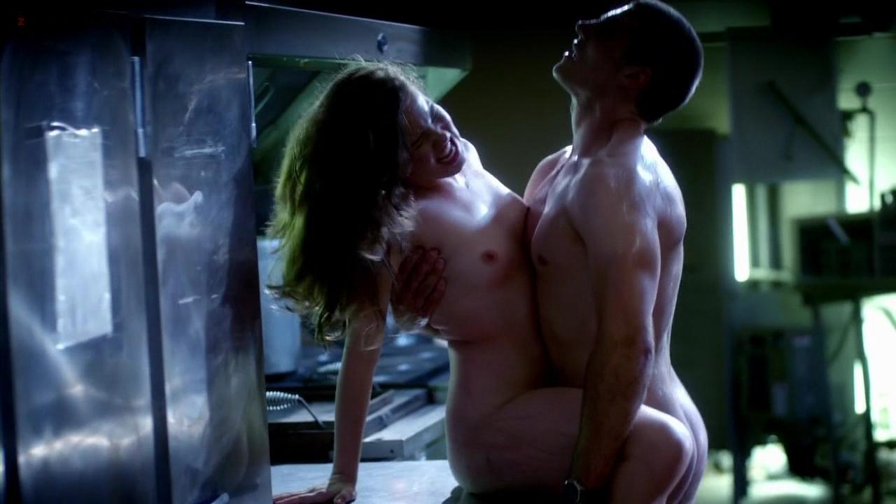 Katharine isabelle in porn, cum eyeball