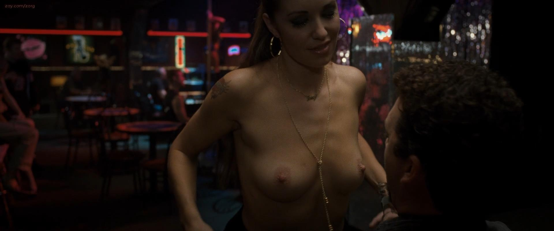 Bianca Kailich nude topless seducing a dude in – 30 Minutes or Less (2011) hd1080p